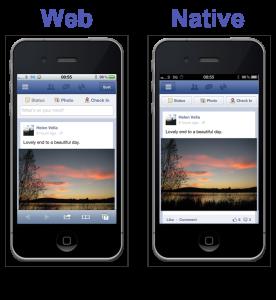 nativevsweb